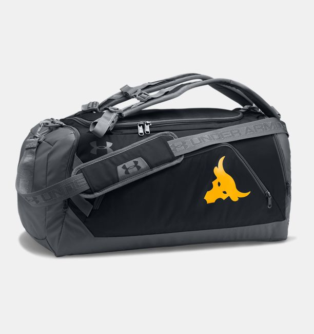 a3e685ccd9 Project Rock Contain Backpack Duffle 3.0 | Under Armour US
