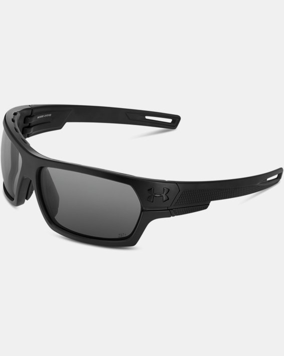 UA Battlewrap Polarized Sunglasses, Black, pdpMainDesktop image number 1