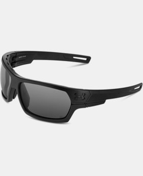 UA Battlewrap Polarized Sunglasses  1  Color Available $144.99