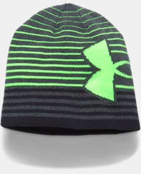 Boys' UA Billboard 2.0 Beanie LIMITED TIME OFFER 4 Colors $18.89
