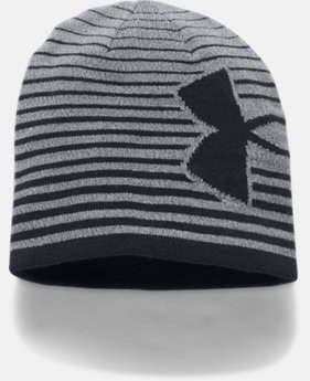 Boys' UA Billboard 2.0 Beanie LIMITED TIME OFFER 2 Colors $18.89