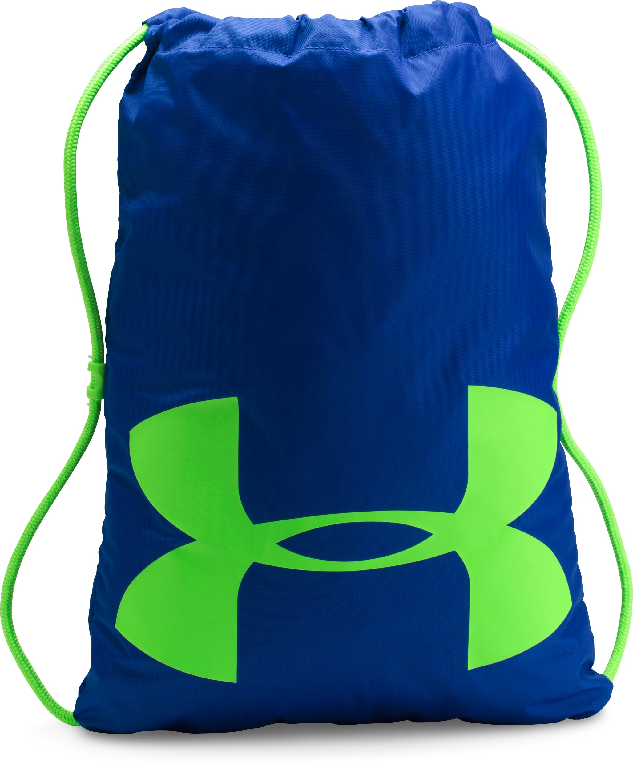 UA Ozsee Elevated Glow Sackpack, ULTRA BLUE