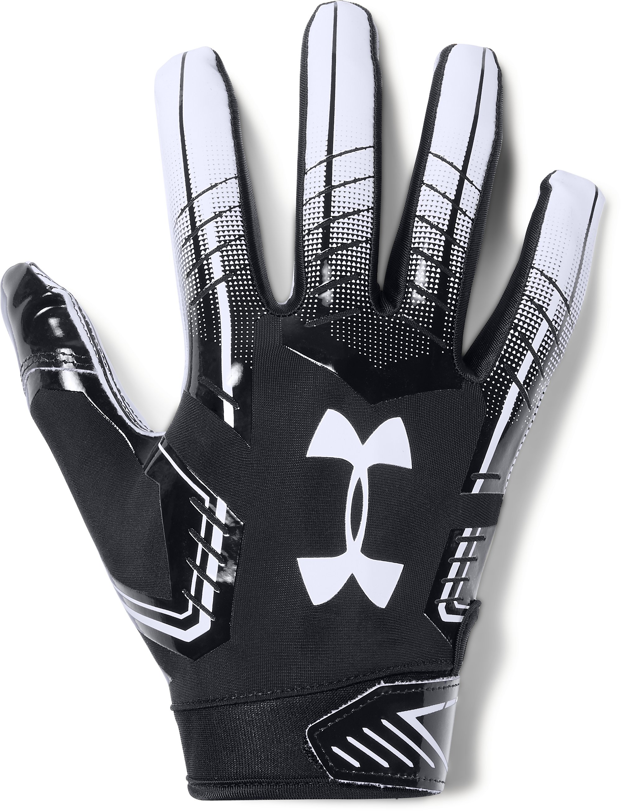 extra small gloves Men's UA F6 Football Gloves <strong>Seamless</strong>, one-piece <strong>palm</strong>