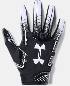 Men's UA F6 Football Gloves  7  Colors Available $35