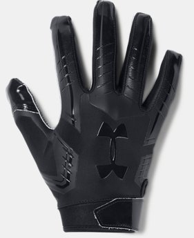 Men's UA F6 Football Gloves  2  Colors $35