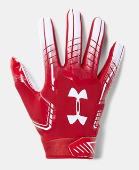 Men s UA F6 Football Gloves 1 Color Available  35 08d233cf9248