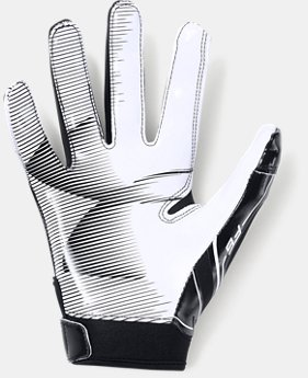 Boys' UA F6 Football Gloves  2  Colors $25