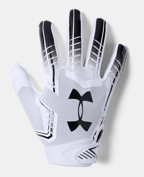 Best Seller Boys  UA F6 Football Gloves 8 Colors Available  25 bb8085c207