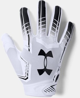 Boys' UA F6 Football Gloves  2  Colors Available $30