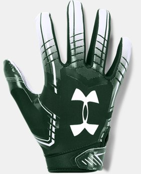 Boys' UA F6 Football Gloves  5  Colors Available $25