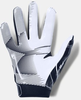 New Arrival Boys' UA F6 Football Gloves  1 Color $25