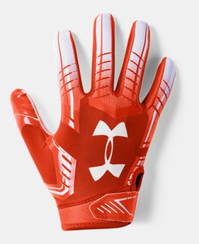 Best Seller Boys  UA F6 Football Gloves 8 Colors Available  25 61178277bc
