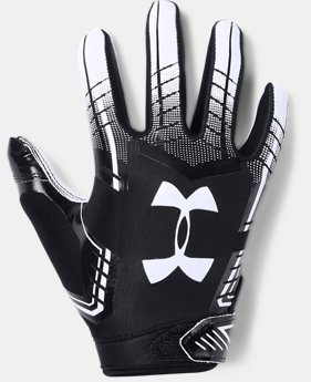 Pee Wee UA F6 Football Gloves  2  Colors Available $35