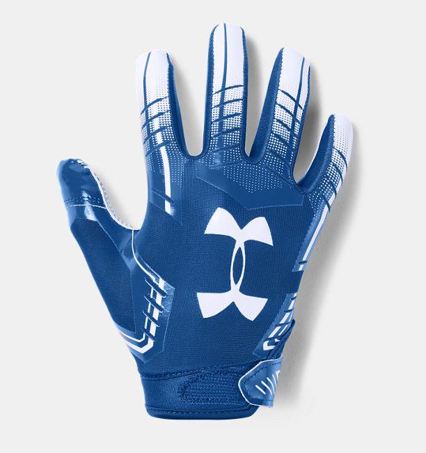 Pee Wee UA F6 Football Gloves  4c155127206e
