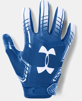 Pee Wee UA F6 Football Gloves  4  Colors Available $25