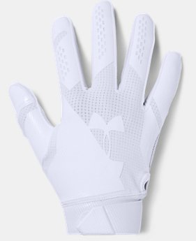 Men's UA Spotlight- NFL Football Gloves   $50