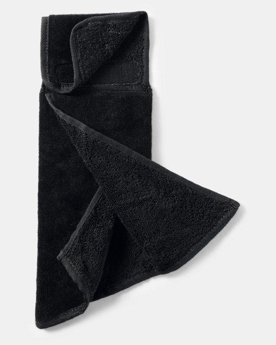 UA SkiILL Towel, Black, pdpMainDesktop image number 1