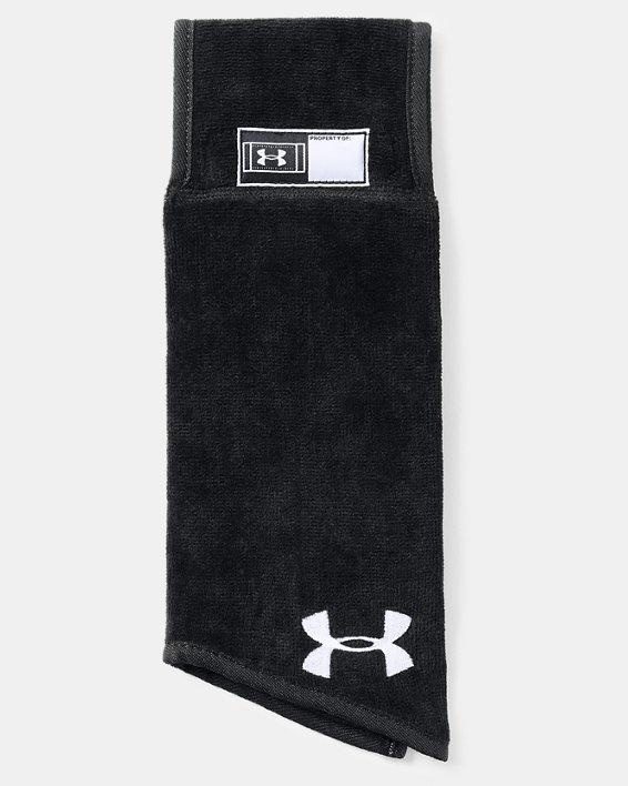 UA SkiILL Towel, Black, pdpMainDesktop image number 0