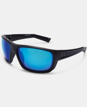 UA Launch Storm Polarized Sunglasses  2 Colors $160