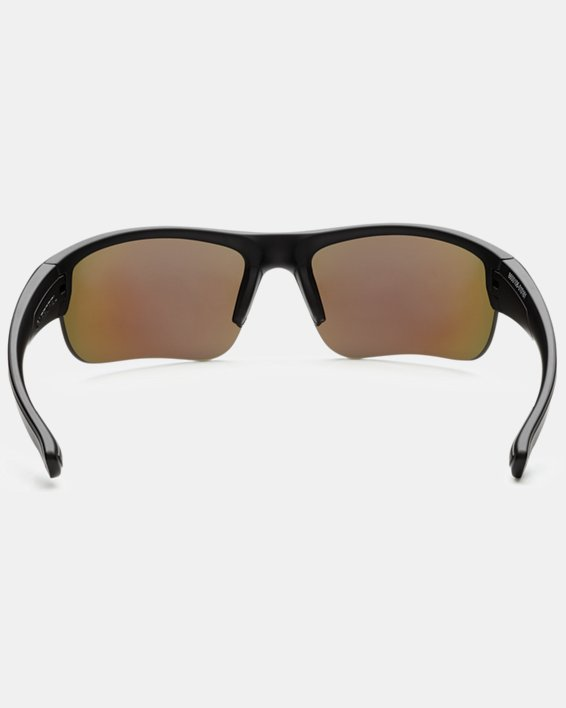 UA Propel Multiflection™ Sunglasses, Black, pdpMainDesktop image number 1