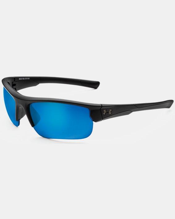 UA Propel Multiflection™ Sunglasses, Black, pdpMainDesktop image number 2
