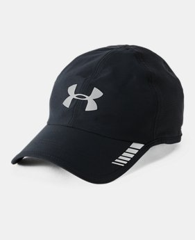 New Arrival Men's UA Launch ArmourVent™ Cap  2 Colors $25