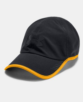 Men's UA Launch ArmourVent™ Cap  2  Colors Available $32