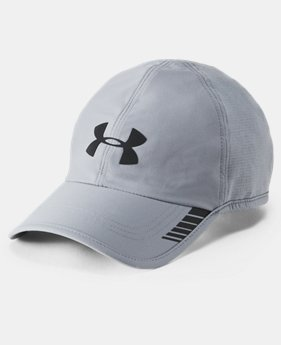 Men's UA Launch ArmourVent™ Cap  2 Colors $25