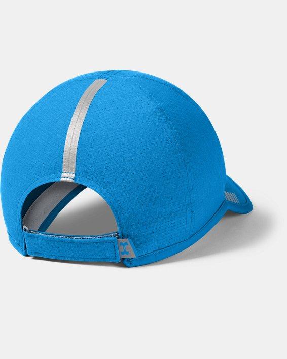 Men's UA Launch ArmourVent™ Cap, Blue, pdpMainDesktop image number 1