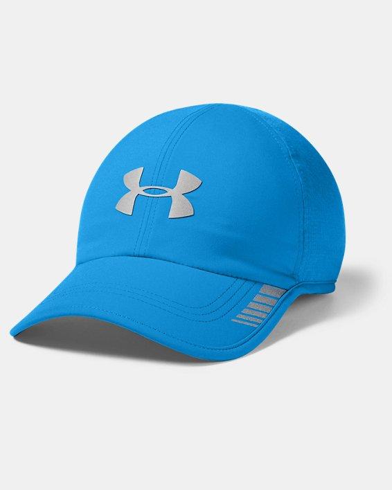 Men's UA Launch ArmourVent™ Cap, Blue, pdpMainDesktop image number 0