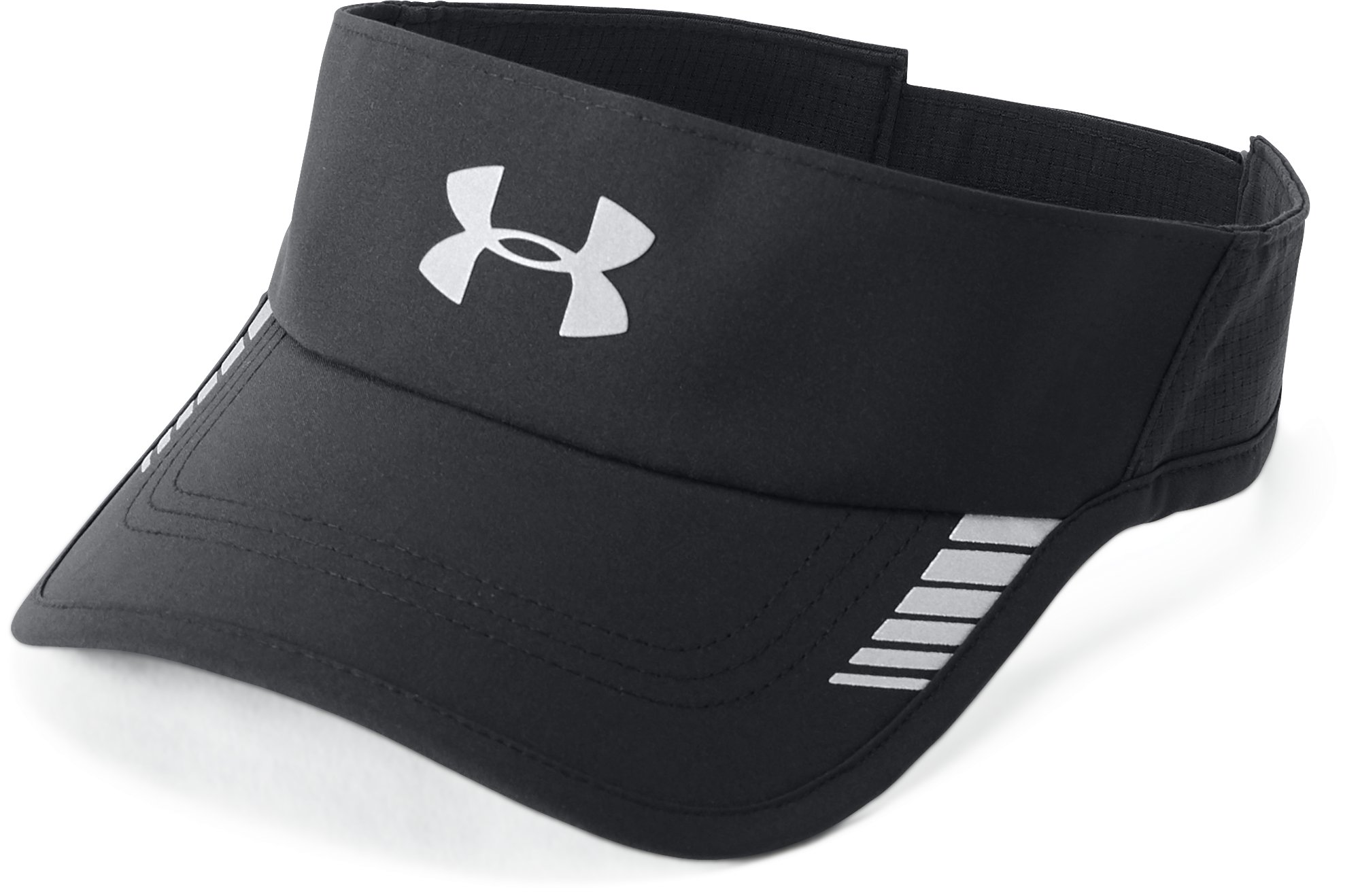 Men's UA Launch ArmourVent™ Visor, Black