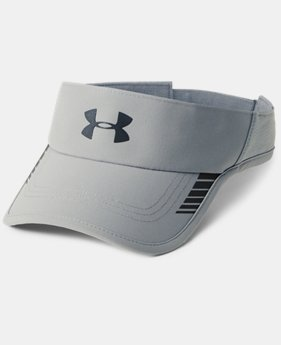 Men's UA Launch ArmourVent™ Visor  1 Color $22