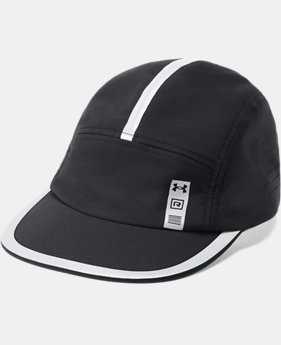 New Arrival Men's UA Threadborne Run Crew Cap  1 Color $35