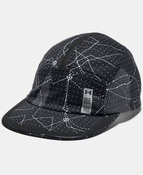 New Arrival  Men's UA Microthread Run Crew Cap  1  Color Available $45