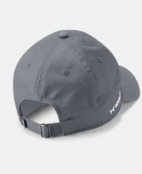 Men's UA Golf Chino 2.0 Cap  1  Color Available $25
