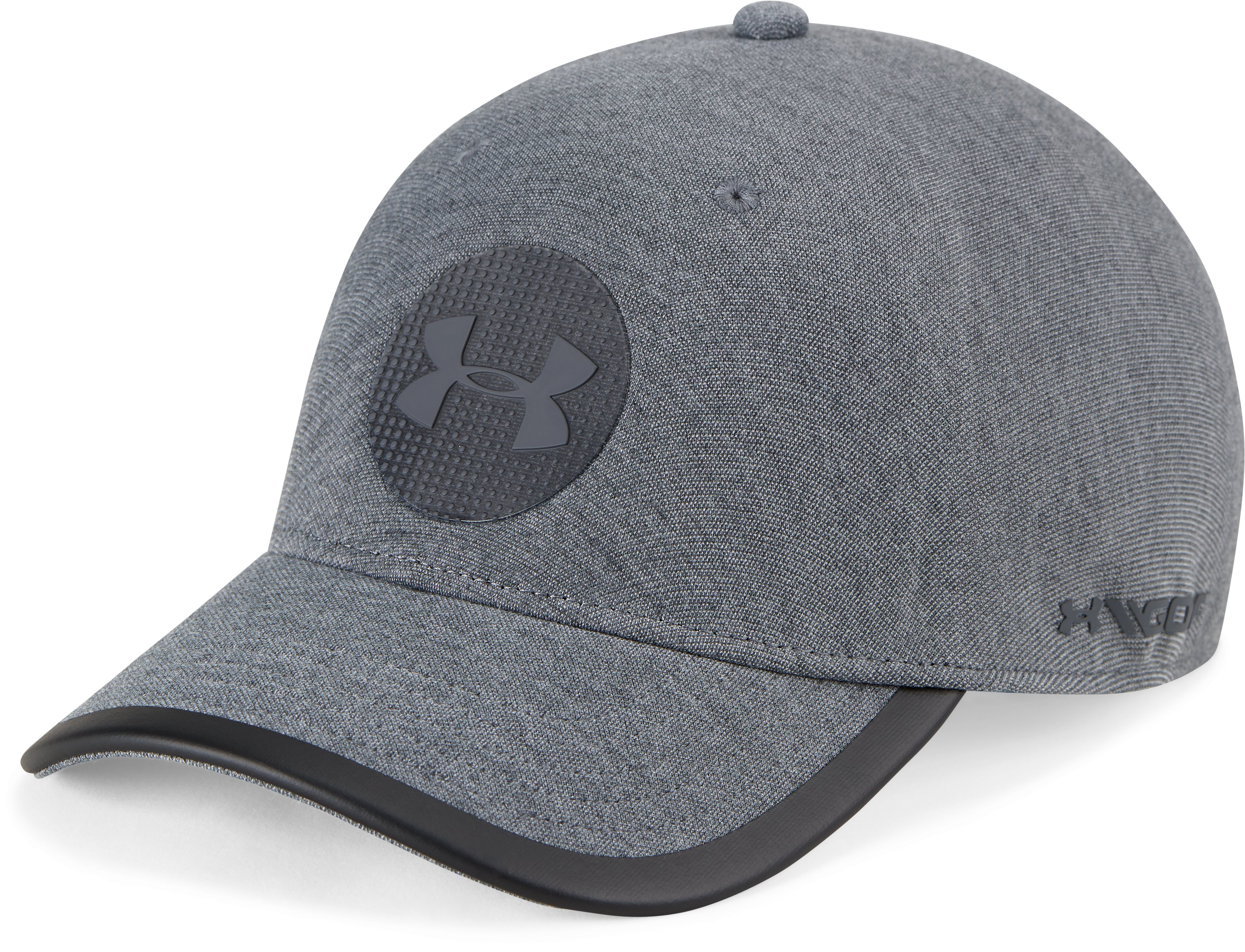 Men's UA Elevated Jordan Spieth Tour Cap, Black