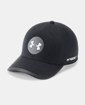caf85400 Men's UA Elevated Jordan Spieth Tour Cap 4 Colors Available $35