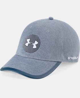 Men's UA Elevated Jordan Spieth Tour Cap  3  Colors $40