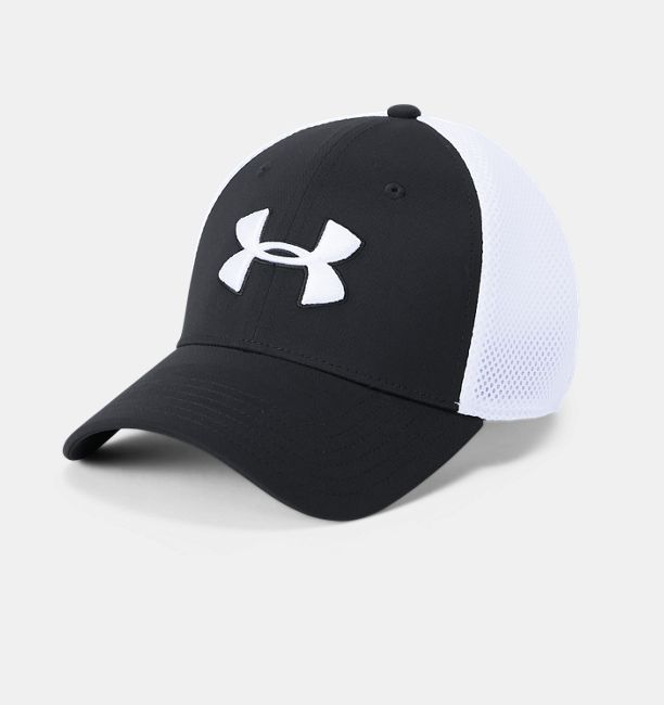 Men s UA Microthread Golf Mesh Cap  2887c97c580