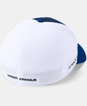 Men's UA Microthread Golf Mesh Cap  4  Colors Available $32