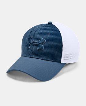 68313cec18db Men s UA Microthread Golf Mesh Cap 1 Color Available  25