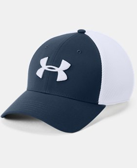 Men's UA Microthread Golf Mesh Cap  1 Color $32