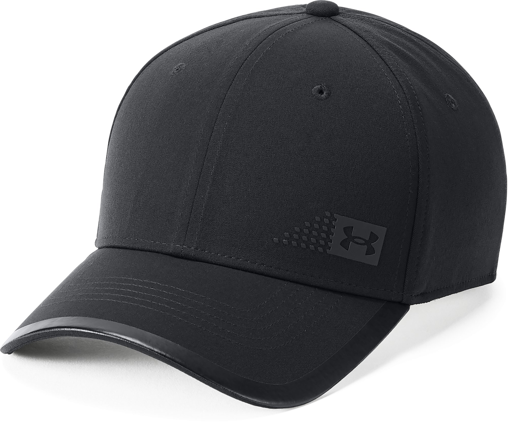 Men's UA Seasonal Graphic Cap, Black ,