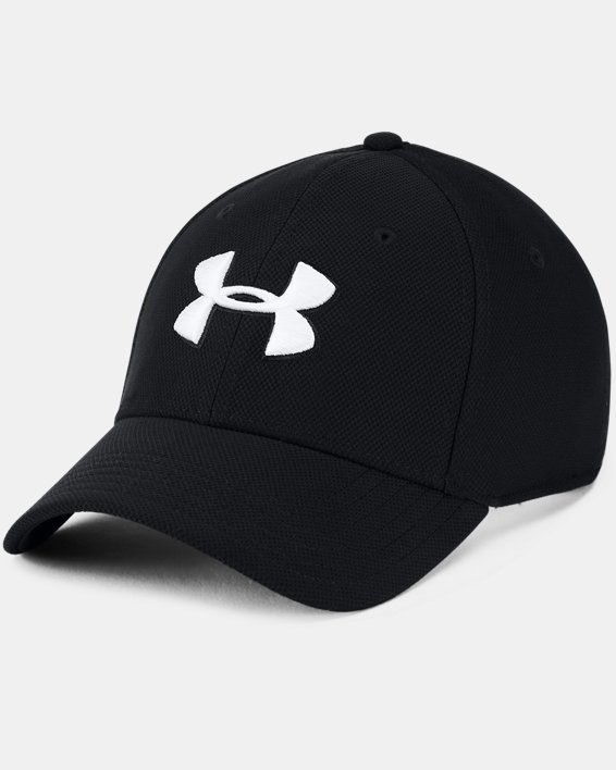 Men's UA Blitzing 3.0 Cap, Black, pdpMainDesktop image number 0