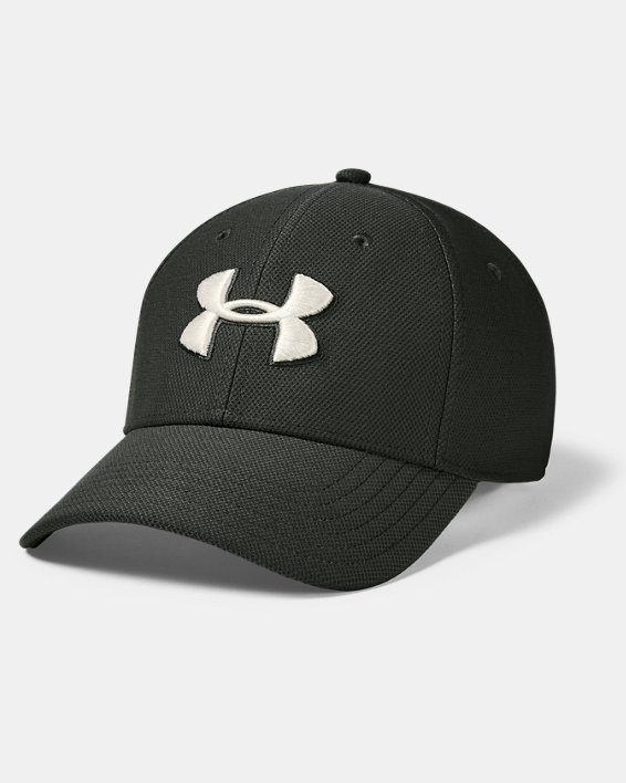 Men's UA Blitzing 3.0 Cap, Green, pdpMainDesktop image number 0