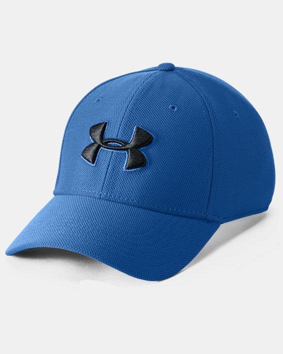 Men's UA Blitzing 3.0 Cap, Blue, pdpMainDesktop image number 0