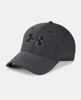 Men s UA Heathered Blitzing 3.0 Cap 3 Colors Available  25 cfcbd6aaaadd