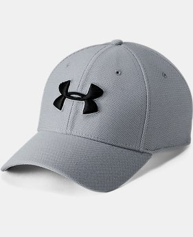 Men's UA Heathered Blitzing 3.0 Cap  1  Color Available $25