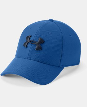 Men's UA Heathered Blitzing 3.0 Cap  2  Colors Available $32