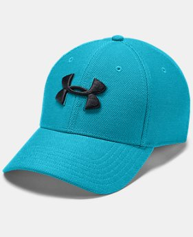 Men's UA Heathered Blitzing 3.0 Cap  2  Colors Available $25